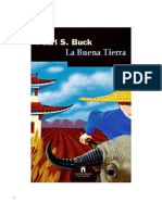 Buck Pearl S - La Buena Tierra [Doc]