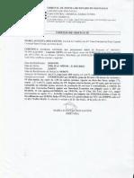 Certidão Haroldo Galves - 171 caput