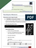 Improvisando Nos Acordes Maiores e Menores - 2013 (1)