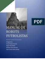 Reporte Robots Futbolistas