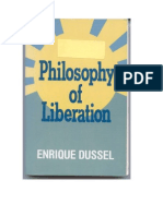 Dussel Enrique Philosophy of Liberation 1985