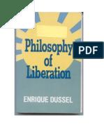 Dussel Enrique Philosophy of Liberation 1985