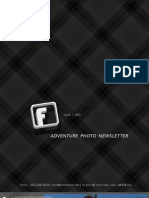 F-Stop // Adventure Photo Newsletter // 09e01