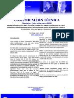 Migración hacia ISO 9001 VERSIÓN 2008 - Jorge Bravo Chile