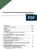Indice de Nutricion de Paciente Qx