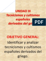 04 Tecnicismos y Cultismos