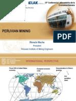Peruvian Mining, Alemania
