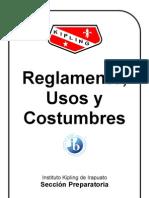 Usos y Costumbres - Alumnos - 2013