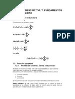 1 Estadistica Descriptiva y Fundamentos de Probabilidad