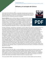 Investigacionuniversidadmesoamericana.blogspot.com-La Obra de Raymond Williams y El Concepto de Cultura