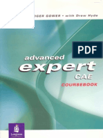 CAE Expert Course Book