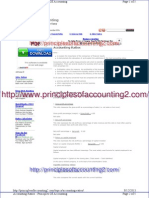 Accounting Ratios - Principles of Accounting