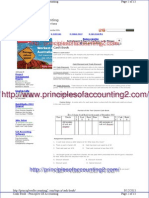 Cash Book - Principles of Accounting