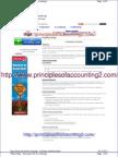 Partnership - Principles of Accounting