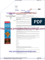 Rectification of Errors - Principles of Accounting