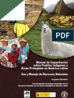 Manual de Capacitacion Sobre Pueblos Indigenas y Areas Protegidas de Latinoamerica
