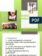 Ejemplos Con Textos Publicitarios