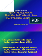 Soft Tissue & Auricular Trauma