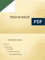 5. FÍSICA DE SUELOS