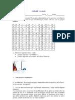Guía para trabajo en clases PATM
