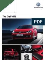 Golf Gti Brochure Nov2012 Version1