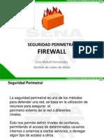 Seguridad Perimetral FIREWALL