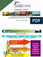 Agenda Gris Iniciativa Nacional SQP