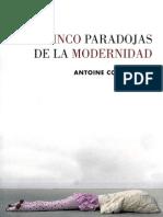 Compagnon a. - Las Cinco Paradojas de La Modernidad