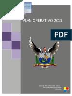 Plan Operativo 2011