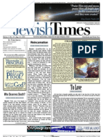 Jewish Times - Volume I,No. 29...Aug. 23, 2002