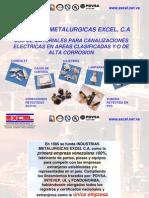 Uso de Materiales Para Canalizaciones Electricas