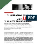 Perfil Ariel Levy