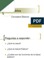 saludpublica 1er presentacion