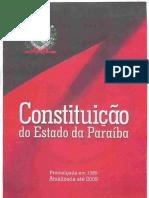 constituição da paraiba
