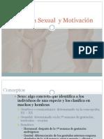 Conducta Sexual  y Motivación