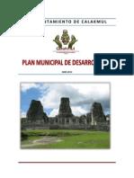 Plan Municipal de Desarrollo Calakmul 2009-2012