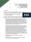 UDD Letter to OHCHR