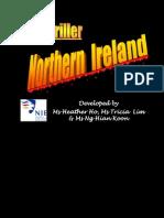 Social Studies Northern Ireland Cartoon