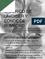 Calórico Lavoisier