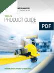 Backsafe Product Guide 2013