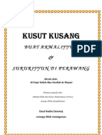 Kusut Kusang Dzul Akmal