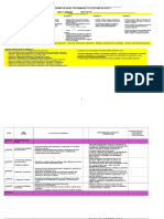 Dosificacion Semanal Mat 1 - V2.0