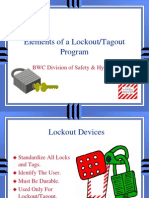 Lock Tag Slides