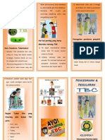 Leaflet TBC Medan Amplas