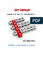 Credit Repair How to DIY