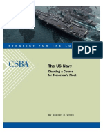 The future of US Navy