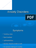 Hcp Chapter 8 (9) Anxiety