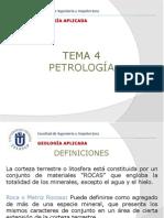 Tema 4 - Petrologia