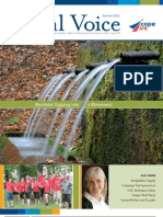 Local Voice & Financial Report August 2013