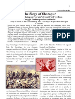 The Siege of Shorapur 1858